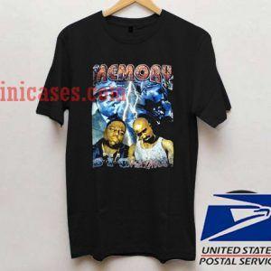 90s Tupac Biggie Memory T shirt