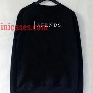 Afends Sweatshirt for Men And Women