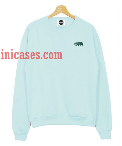 Bear pastel Sweatshirt for Men And Women