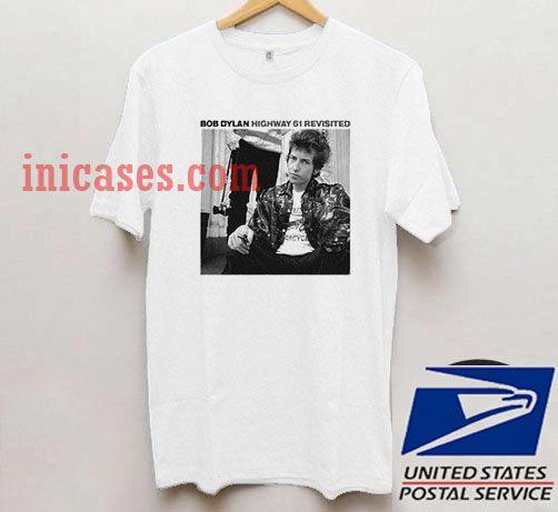 Bob Dylan Highway 61 Revisited T shirt