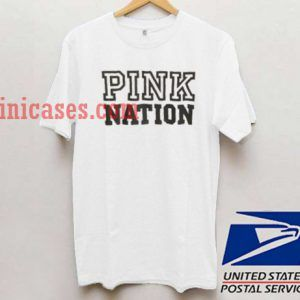 Pink Nation T shirt