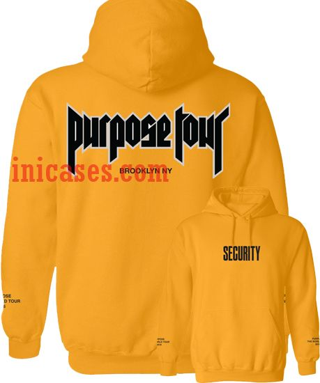 security purpose tour hoodie pullover inicases. Black Bedroom Furniture Sets. Home Design Ideas