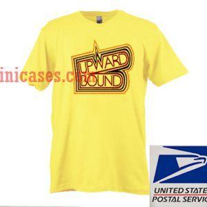 Upward Bound Yellow T shirt