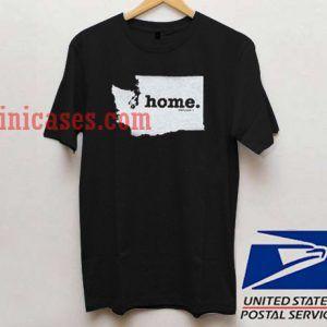 Washington Home T shirt