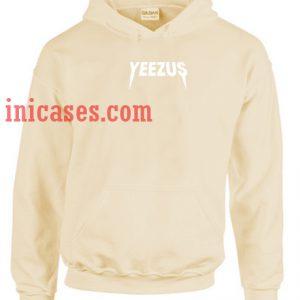 Yeezus Hoodie pullover