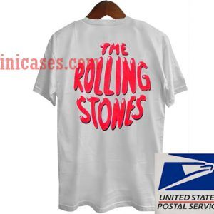 the rolling stones back T shirt