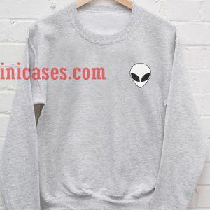 Alien Corner Sweatshirt for Men And Women