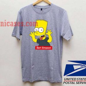 Bart simpsn tongue T shirt