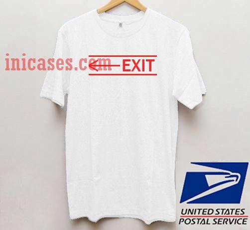 Exit T shirt