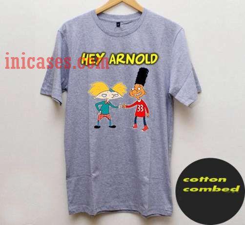 Hey Arnold T shirt