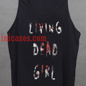 Living Dead Girl baby tank top unisex