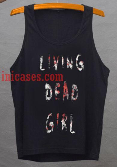 Living Dead Girl baby tank top unisex