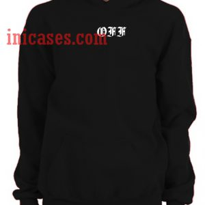 Off Hoodie pullover