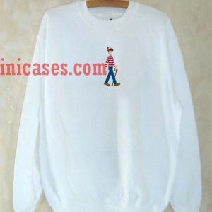 Ou Est Charlie Sweatshirt for Men And Women