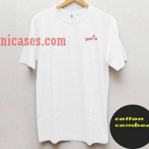 Paris Rose T shirt