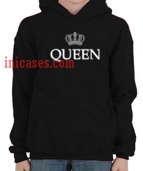Queen Hoodie pullover