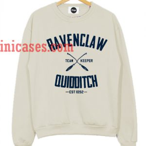 Ravenclaw Quidditch Harry Potter Sweatshirt for Men And Women