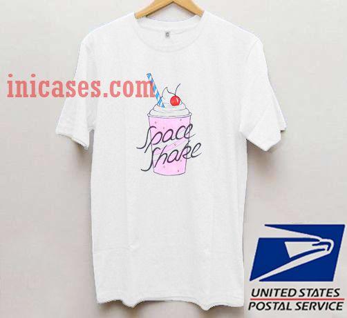 Space shake T shirt