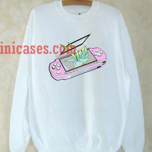 Vaporwave tumblr aesthetic Sweatshirt for Men And Women