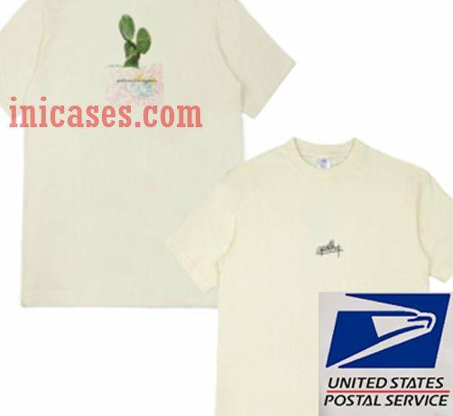 apathy Cactus T shirt