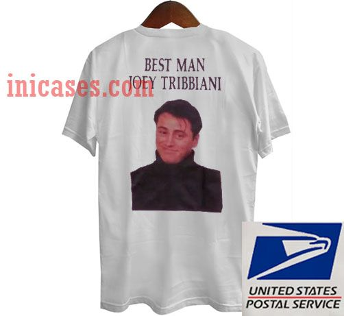 best man joey tribbiani T shirt