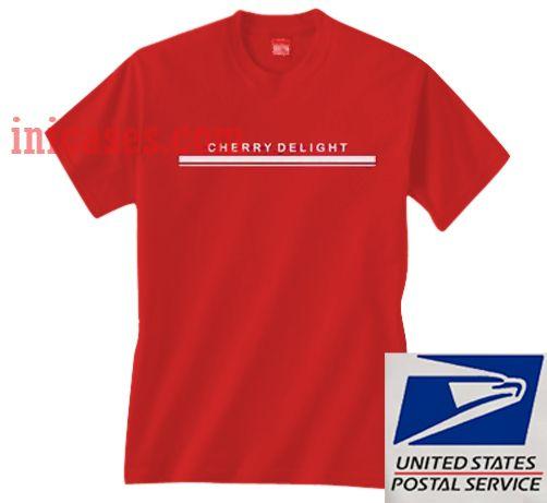 cherry delight T shirt