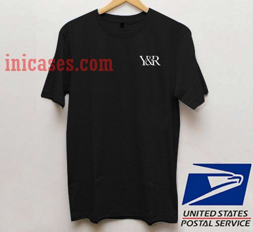 young and reckless logo T shirt