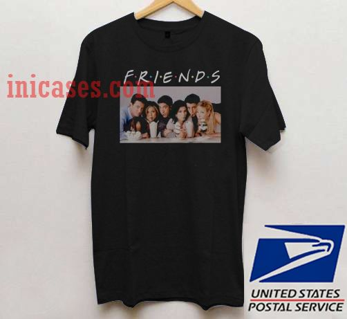 Friends TV Show FR1 T shirt