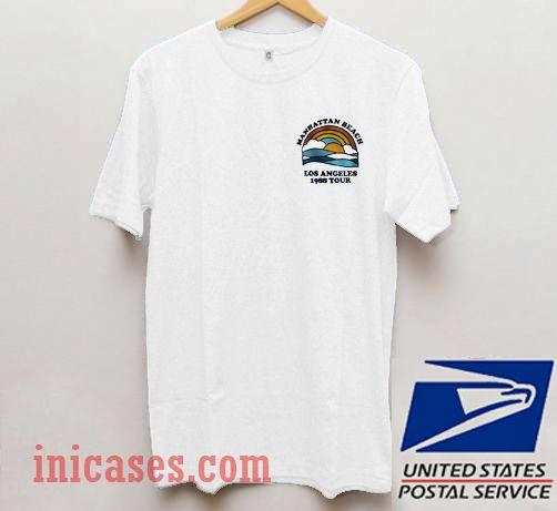 Manhattan Beach Los Angeles T shirt