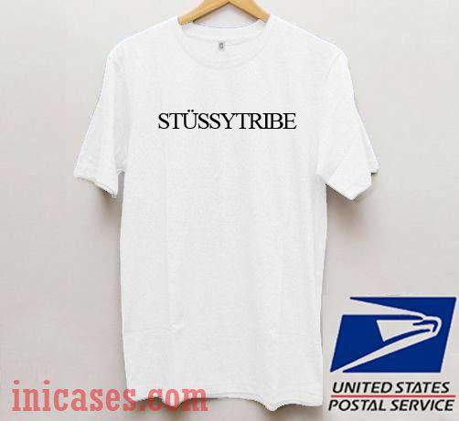 Stussy tribe T shirt