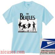 The Beatles Jump Photo T shirt