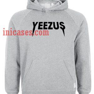 Yeezus Grey Hoodie pullover