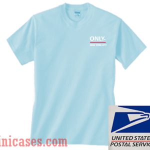 only new york city T shirt
