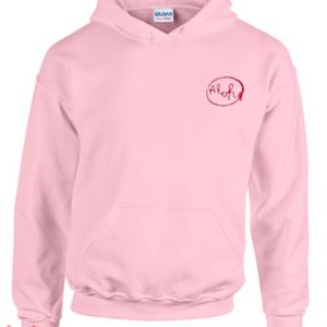 Aloha Pink Hoodie pullover