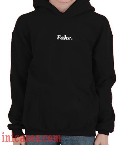 Fake Hoodie pullover