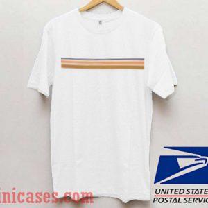 Stripe Colour T shirt