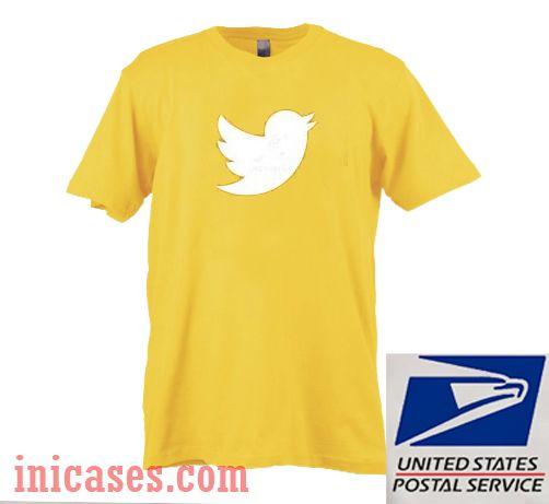 Twitter Bird T shirt