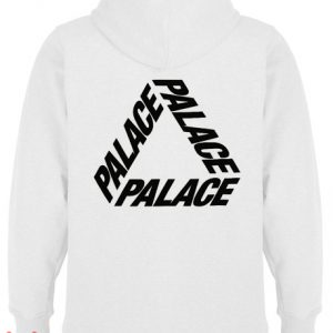 White Palace Hoodie pullover