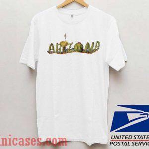 Arizona Cactus T shirt