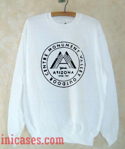 Centre Monument Valley Outdoor Sweatshirt Men And Women