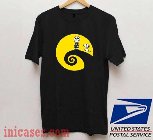Charlie Skellignton Halloween T shirt