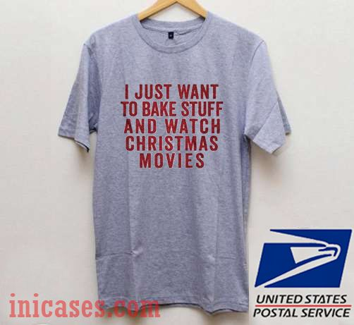 Christmas Movies T shirt