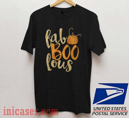 Fabolous Boo Halloween T shirt