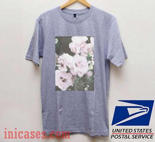 Floral Vintage T shirt