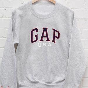 Gap USA Sweatshirt Men And Women