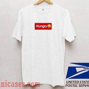 Hungry Emoticon T shirt