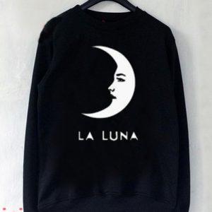 La Luna Sweatshirt Men And Women