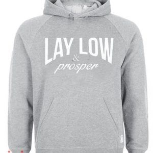 Lay Low and Prosper Hoodie pullover
