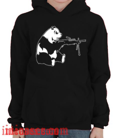 machine gun hoodies