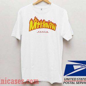 Melanin Poppin Fire T shirt